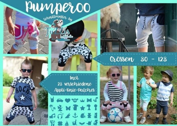 "eBook Pumphose ""Pumperoo"" 3/4 lang"
