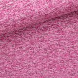 Strickfleece pink